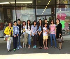 阳光学府的老师、学生和家长
