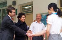 阳光学府国际教育促成同乐学校和美国乔伊基督学校结盟姐妹学校
