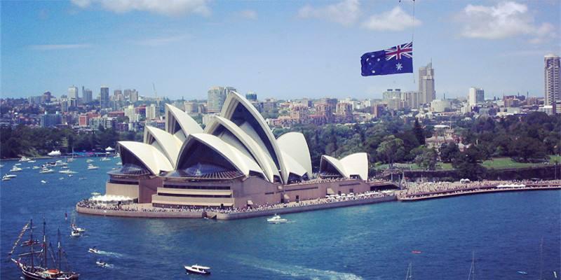 澳洲留学-高中